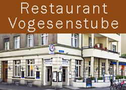 Restaurant Vogesenstube
